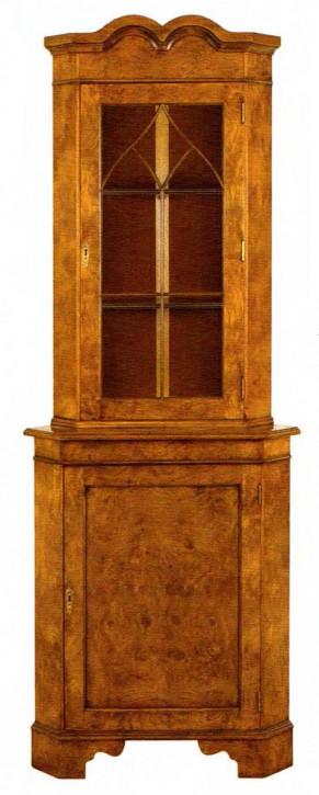Corner Cabinett Eckschrank