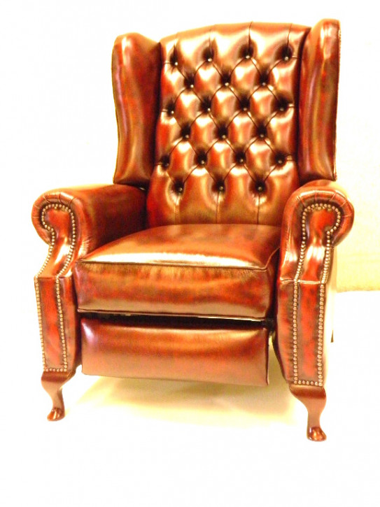Chesterfield Fernsehsessel Lazy Chair