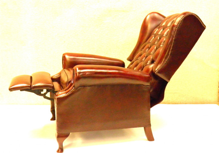 """""""Lazy Chair"""" Chesterfield Fernsehsessel"""
