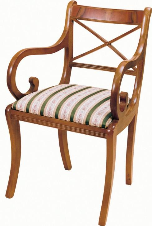 """Englischer Stuhl """"Cross Stick Carver"""""""