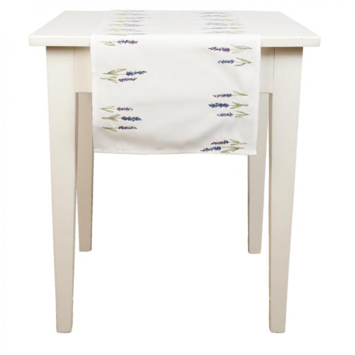 Tischläufer Lavendel ca. 40 x 120 cm