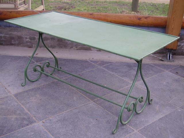 Table Preiqieux rectangular