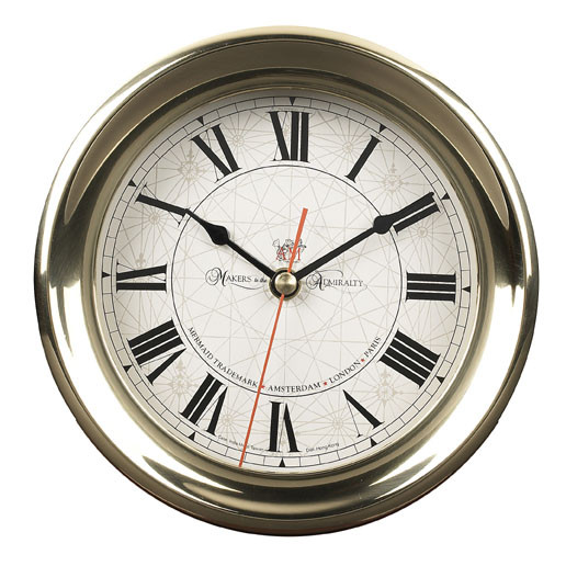 Uhr - Captains Clock, groß