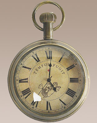 Uhr - Victorian Pocket Watch