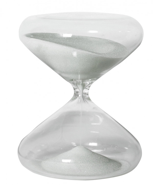 Sanduhr Sand timer short 15 Minutes
