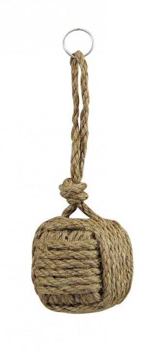 Schlüsselanhänger - Affenfaust, L: 14cm, 5x5x5cm