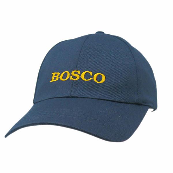 Cap - BOSCO, Baumwolle, bestickt