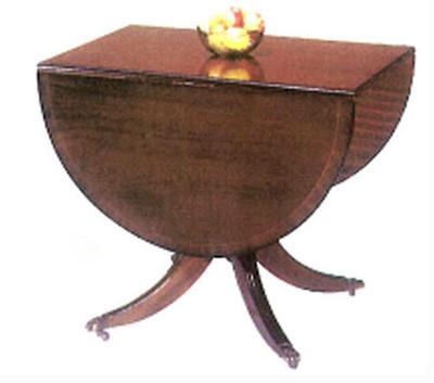 Pembroke dinning table  Tisch Rund