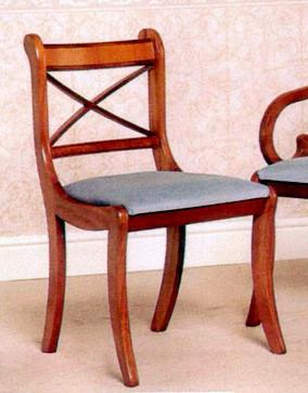 """X""-Stick Chair"