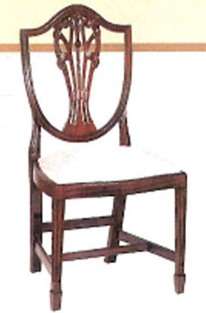 Prince of Wales dining chair