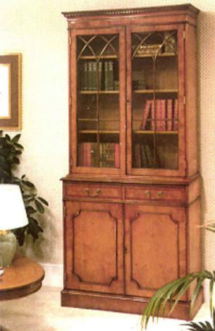 """""""Regency Bookcase"""" 2-4 Türen - auch in Eibe erhältlich"""
