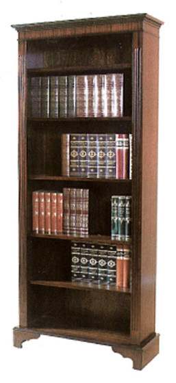 """Tall Open Bookcase"" - auch in Eibe"