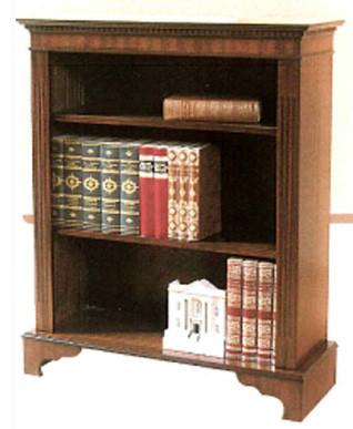 """""""Two Shelf Open Bookcase"""" - auch in Eibe erhältlich"""