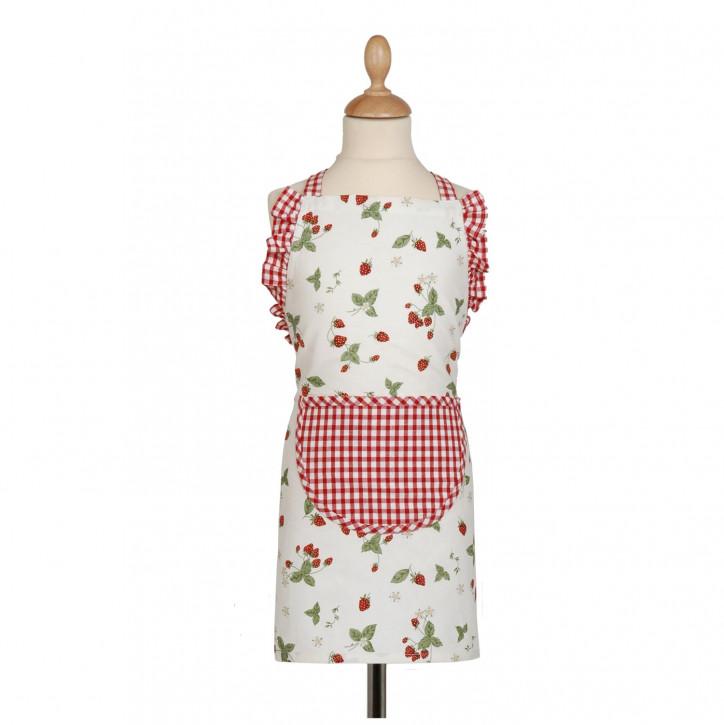 """Schürze """"Strawberry Garden"""" 48*56 Strawberry Garden"""