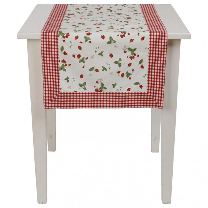 """Tischläufer """"Strawberry Garden"""" 50*140 Strawberry Garden"""