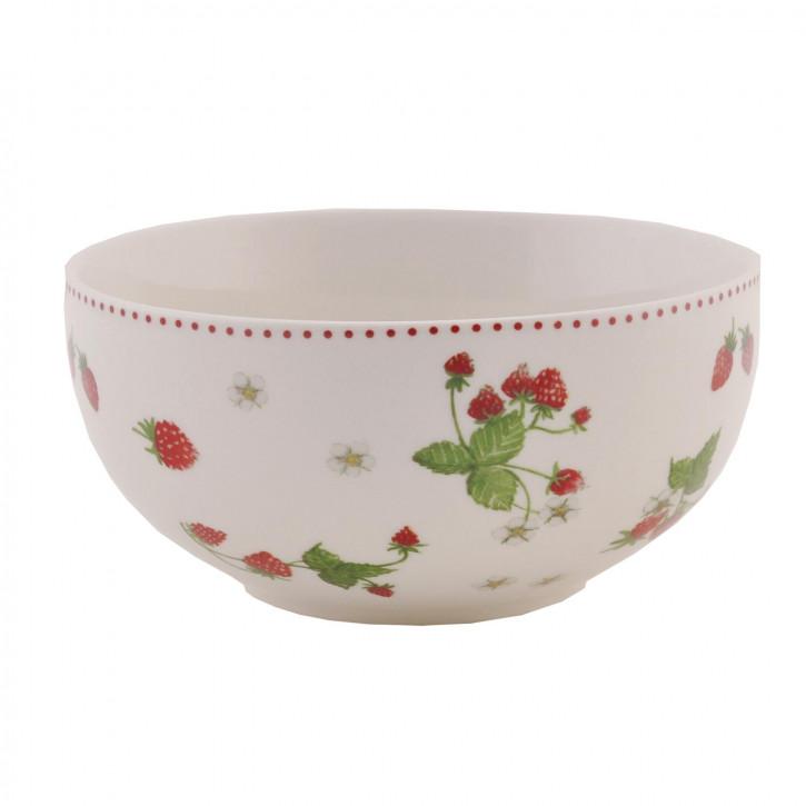 Schöne Schale mit Erdbeeren 0,60L Strawberry Garden