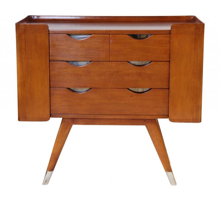 Art Deco Kommode Holz