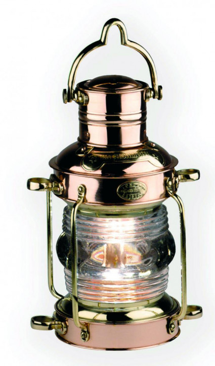 Ankerlampe - Brass & Copper