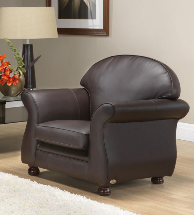 """Aubrey Chair"" Chesterfield Sessel"