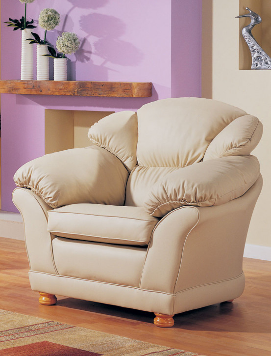 """Evie Chair"" Chesterfield Sessel"