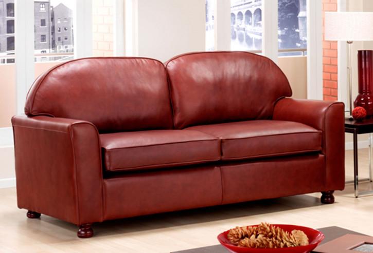 """""""Jacob"""" original Sofa 3-Sitzer englisches Sofa in Fabric"""