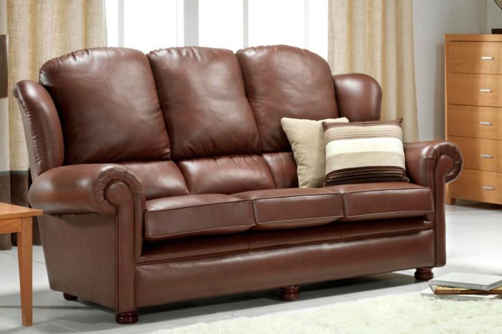 """""""Nora"""" original Sofa 4-Sitzer englisches Sofa in Fabric"""