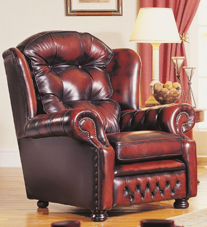 """Taylor Chair"" Chesterfield Sessel"
