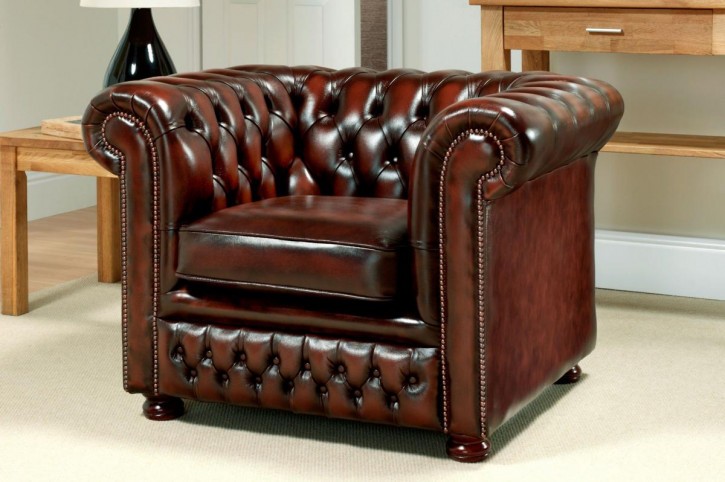 """Bristol"" Chesterfield Sessel"