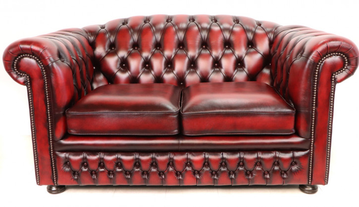 "Chesterfield Sofa 2 Sitzer ""SPV-Cambridge"""