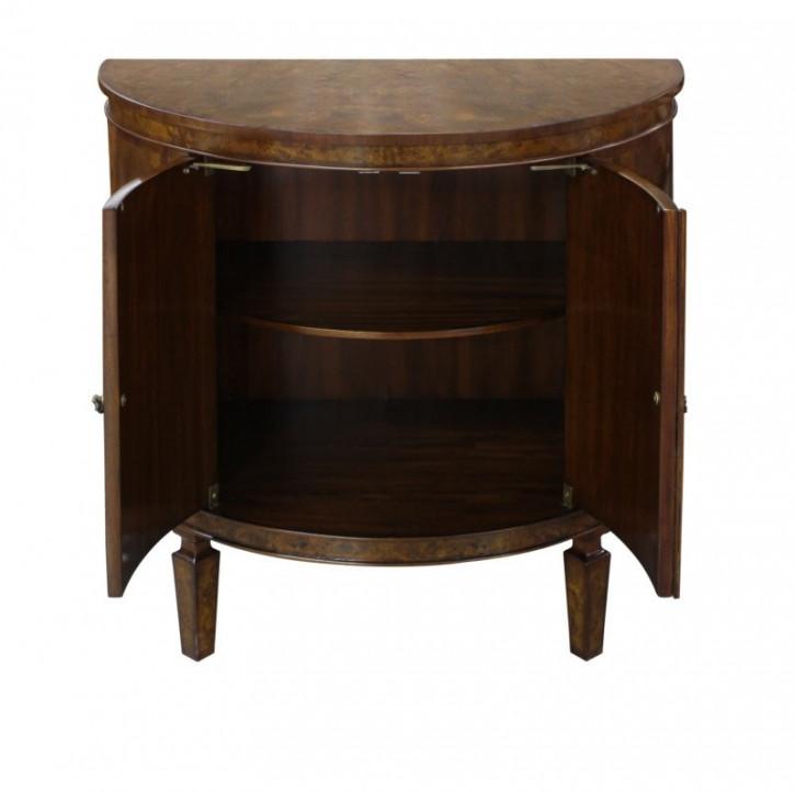 Demilune Cabinet Sideboard