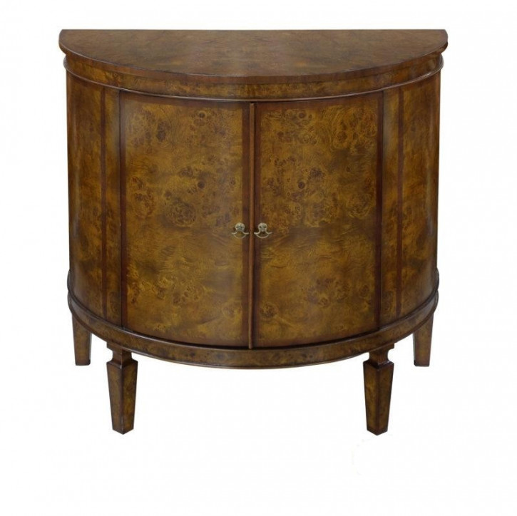 Demilune Cabinet Sideboard