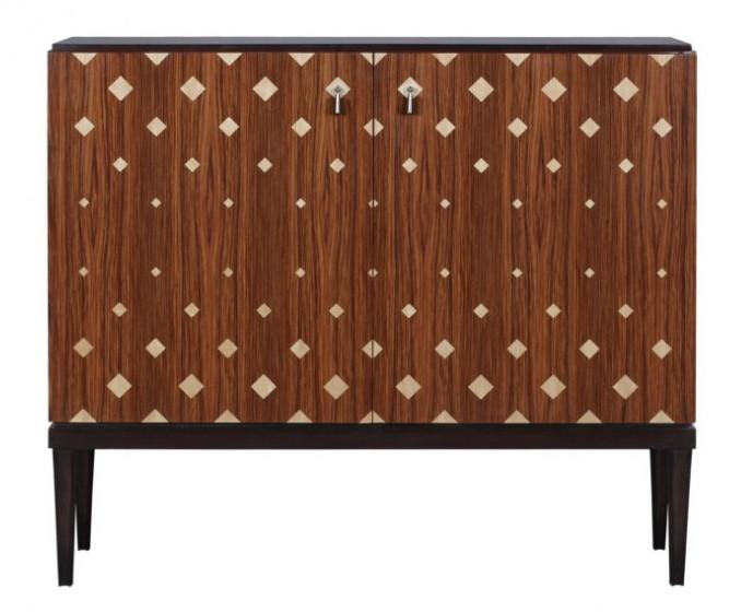 Art Deco NF1 Cabinet Bloques