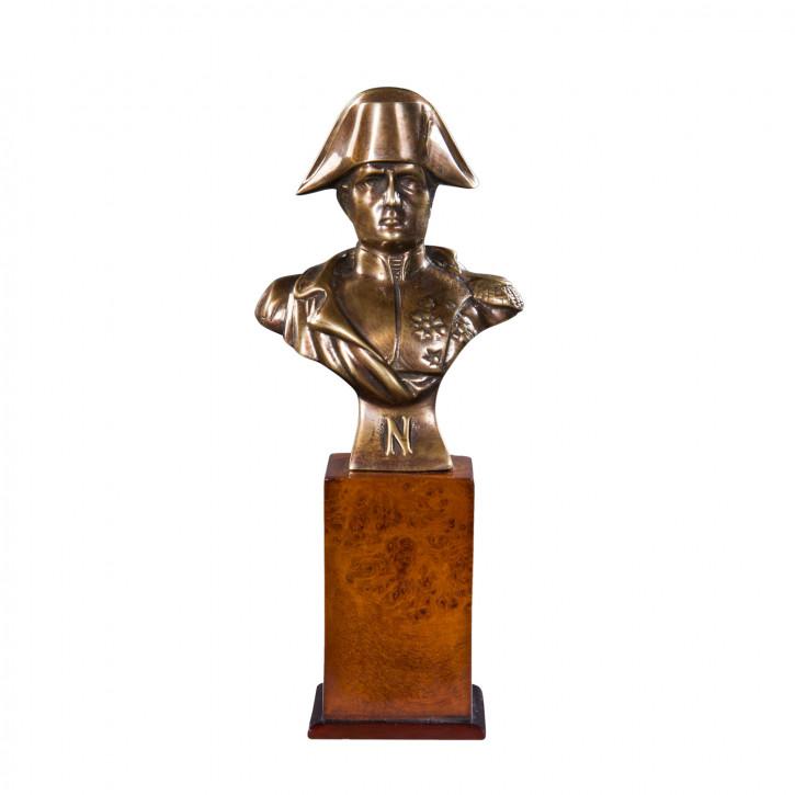 """""""Napoleon Büste"""" Bronzefigur Bronzebüste"""