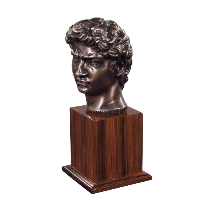"""David"" Bronzebüste"