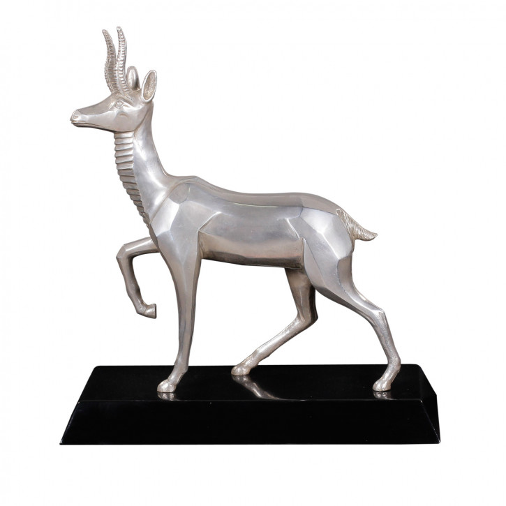 """Antilope"" Bronzefigur"