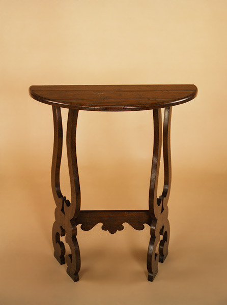 JoinedSide Table - Spanish Influence