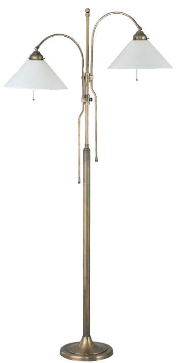 Schöne Standleuchte, 152-172cm