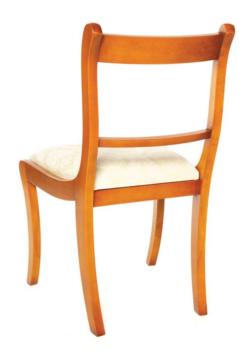Bevan Funnell Esszimmer Stuhl Sabre Leg in Eibe