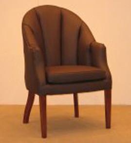 """Surry Chair"" Chesterfield Fluted Bürostuhl"