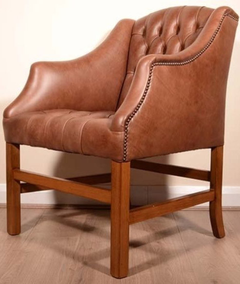 Chesterfield  Sussex Tub Chair