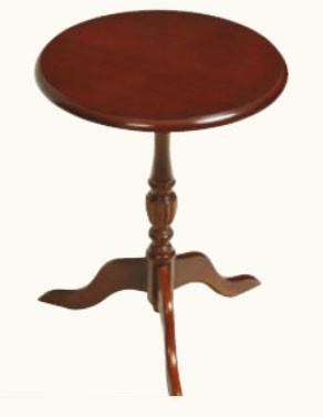 """""""Kleiner Tisch"""" in Mahagoni - ebenfalls in Eibe erhältlich"""