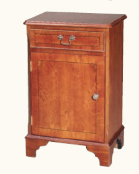 Sideboard mit Schublade in Mahagoni