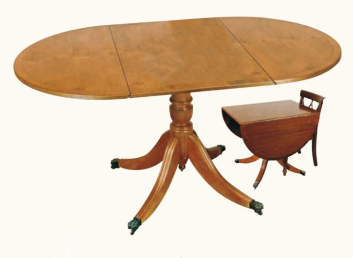 Pembroke Esstisch mit Flügeltür