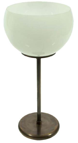 Tischlampe Antik-Optik 37cm