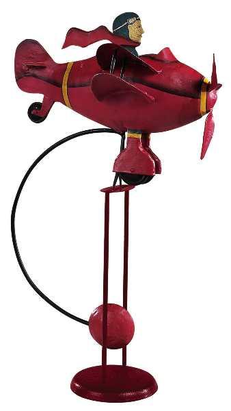 Balancing Toy - Red Baron 1917