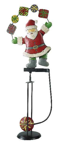 Suprise Santa