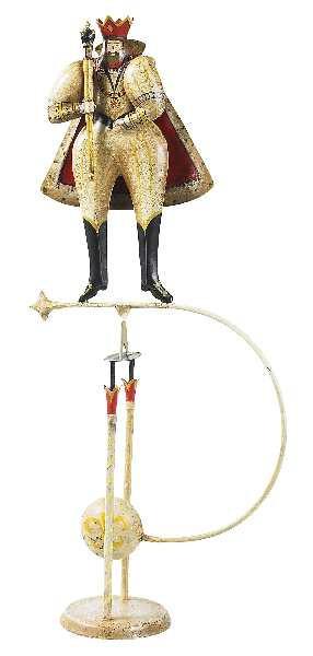 Balancing Toy - King