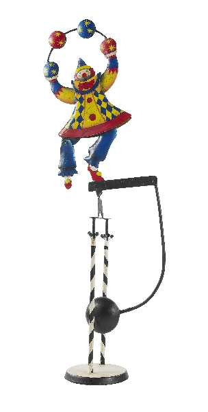 Balancing Toy - Clown