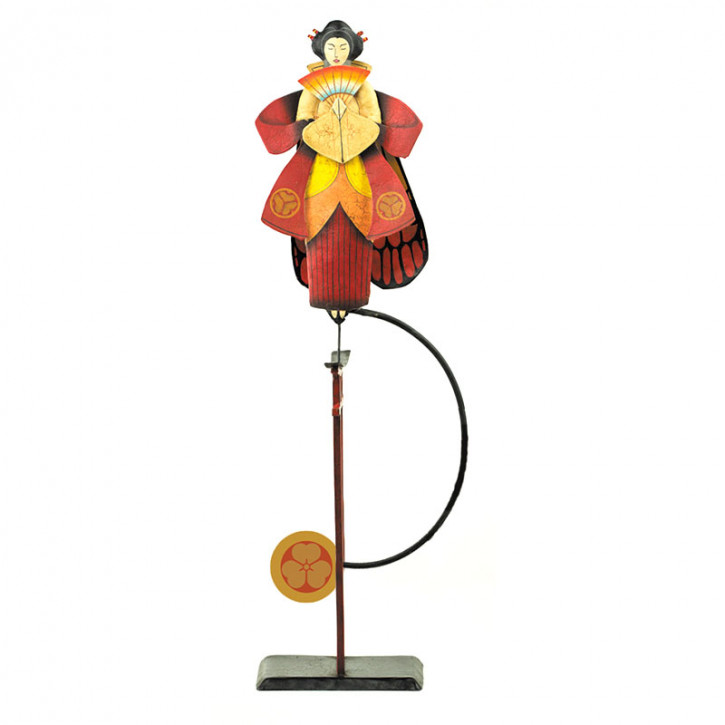 Balancing Toy - Madame Butterfly Skyhook