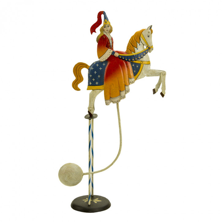 Balancing Toy Spielzeug Prinzessin aus Edelstahl Balancierspielzeug - Princess